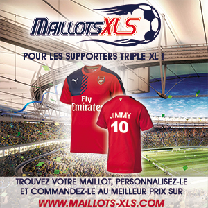 Maillot XLS