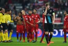Bayern Munich 5 – 1 Arsenal – kolossal fessée
