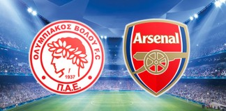 Olympiakos v Arsenal, Ligue des Champions
