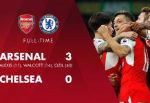 Derby Arsenal v Chelsea