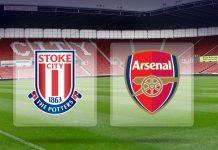 arsenal se déplace à Stoke City