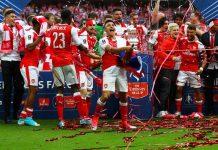 fa cup finale wembley